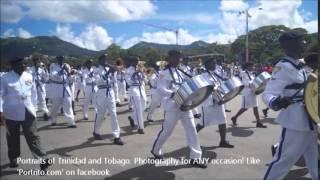 Trinidad and Tobago Independence Parade 2014