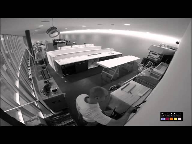 Accademia di Architettura Mendrisio time lapse