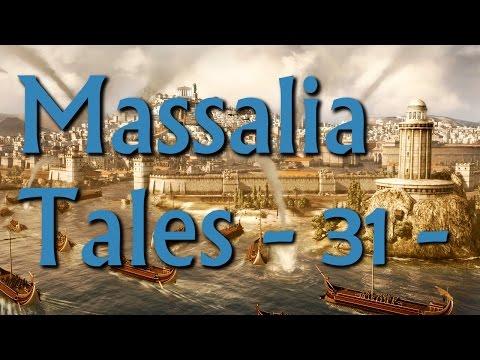Massalia Tales Episode 31 - Rome II Narrative Let's Play (Divide Et Impera Mod)