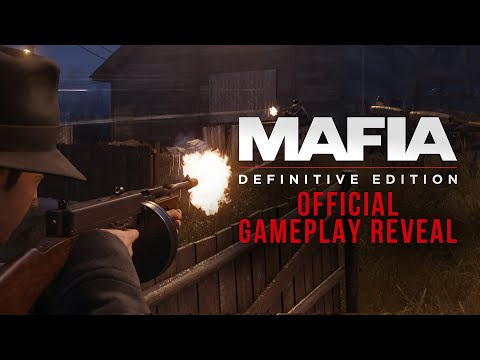 Mafia: Definitive Edition – Offizielle Gameplay-Präsentation