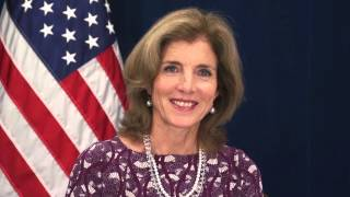 Caroline Kennedy Introduction to Mass Humanities Governor Awards in the Humanities