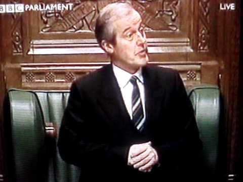 Sir Alan Haselhurst and John Major House of Commons