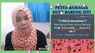 Download lagu Pesta Bahagia New pallapa karaoke lirik no vocal cowok MP3