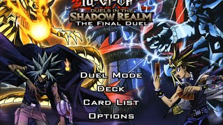 Yu-Gi-Oh! Duel in The Shadow Realm - The Final Duel