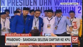 Download Video Resmi Daftar Pilpres, Prabowo: Kami Ingin Berkuasa atas Izin Rakyat MP3 3GP MP4