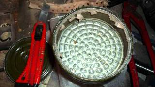 Dissecting a GP-5 gas mask filter