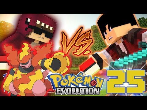 Minecraft: EVOLUÍMOS NOSSO MAGMAR!  POKÉMON EVOLUTION ‹ Mafil Extreme ›