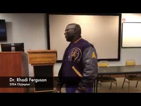 Dr. Rhadi Ferguson Speaks At Howard University Law School | Suffer Now