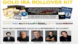 Gold IRA Rollover - Reviews Of The Best Gold IRA 401K Companies (Click Website Link Below)
