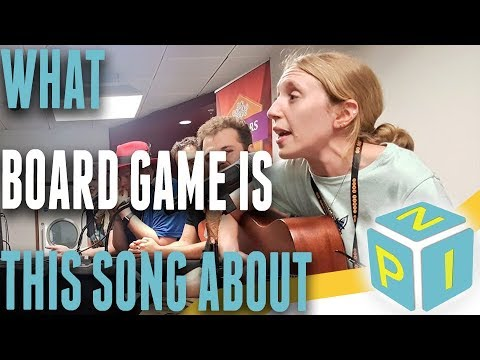 What Board Game is This Song About? - Live at UK Games Expo 2018