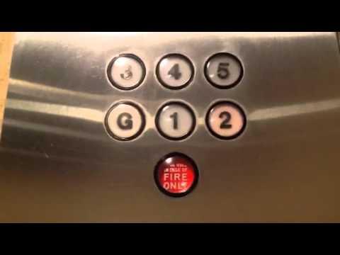 1993 Westginghouse Highdrulic Elevator at IRIT Office Center In Omaha Nebraska