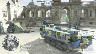 Battlefield 1 - Conquest - Ballroom Blitz - St Chamond