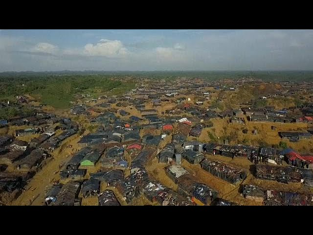 Rohingya crisis: Myanmar Vice President says situation has 'improved' but concerns raised over…
