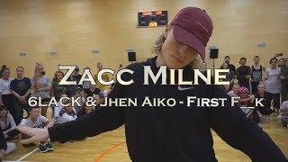 Zacc Milne 6Lack Jhen Aiko First F k Worldwide Dance C 2018 Russia.mp3