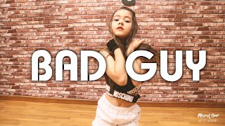bad guy - Billie Eilish Dance choreography By Monkey Town น้องอลิน่า