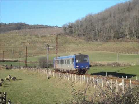 X2241 au bayonne saint jean pied de port youtube - Train from bayonne to st jean pied de port ...