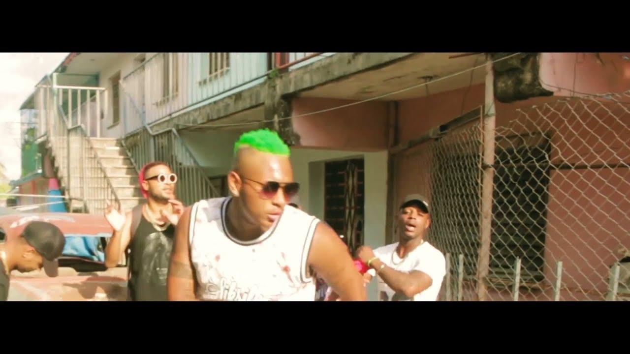 Download Harryson & Kn1 One, El Negrito, El Kokito, Manu Manu - Pepita Delincuente (Official Video)