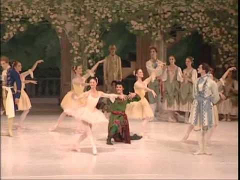 Sleeping beauty, Ballett, Maria Eichwald, Stuttgart