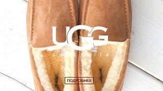 Обзор UGG Ascot Red | UGG Australia MSK