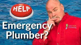 When You Should Call An Emergency Plumber | Plumbing Basics | The Expert Plumber