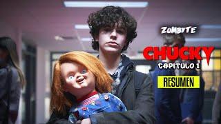 Resumen Chucky Serie Capitulo 1 (Star Plus   ZomByte)