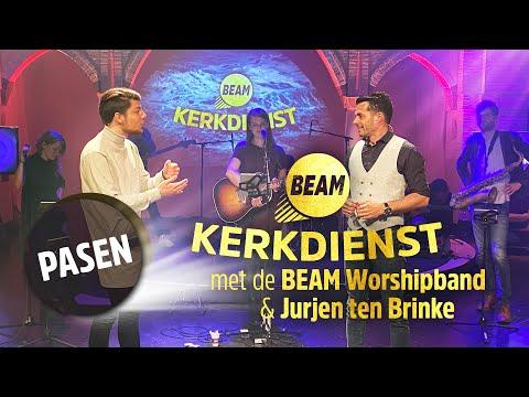 Pasen met Jurjen ten Brinke - BEAM kerkdienst #5 from YouTube · Duration:  51 minutes 12 seconds