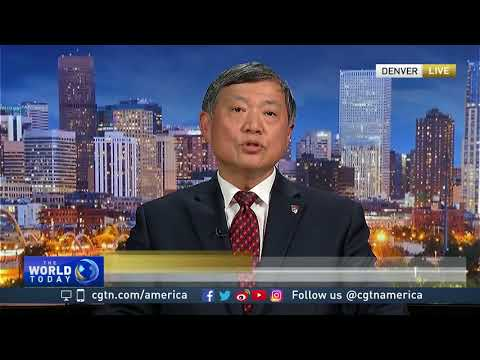 Sam Zhao talks about China-US trade deal