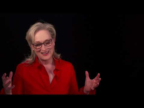The Post: Meryl Streep Behind the Scenes Official Movie Interview