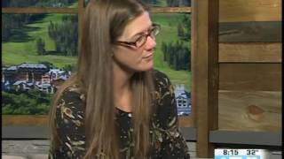 Eagle County Animal Shelter Rhiannon Rowe & Epic 05.23.17 Good Morning Vail