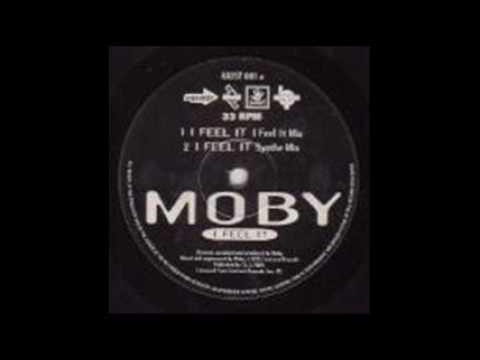 MOBY I FEEL IT