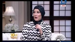 العاشرة مساء  رسالة نداء شرارة نجمة ذا فويس لشعب الأردن
