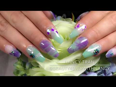 How to Create Easy Designs With Polaris Dipping Nail System