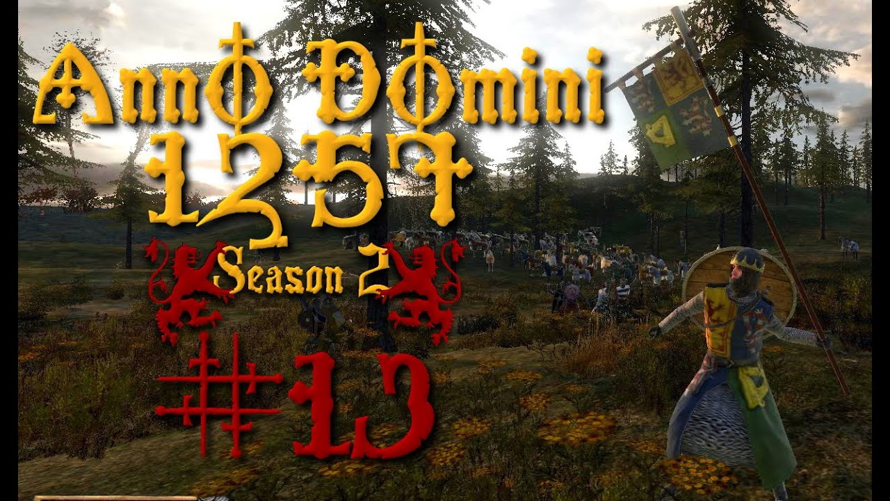 S2e13 anno domini 1257 warband mod the last stand of petty kings