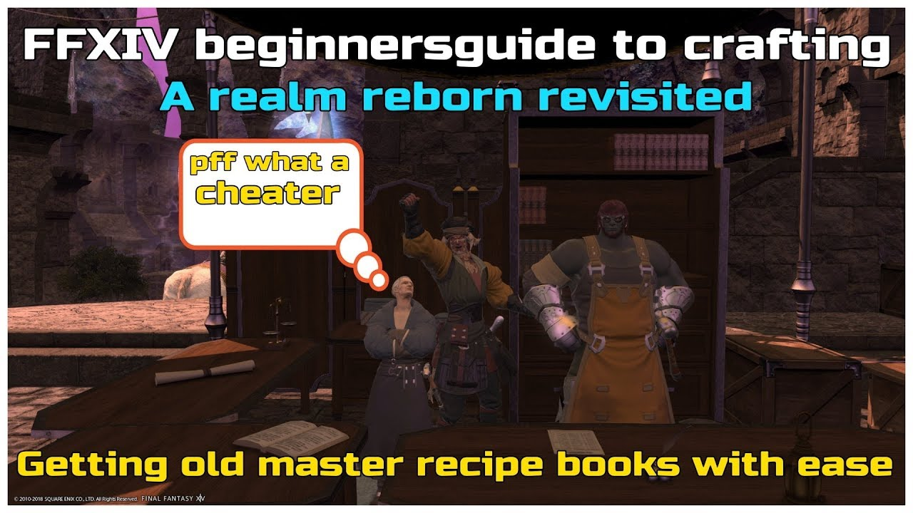 Ffxiv Master Book 7