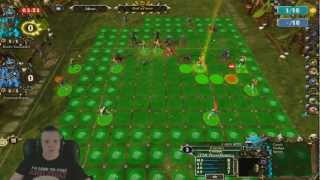 Blood Bowl Chaos Edition (Pc Game) - Match #3 - (1st Half) [Wood Elves]