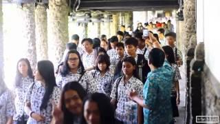 Study Tour SMA WARGA SURAKARTA Ulin Ka Bandoeng