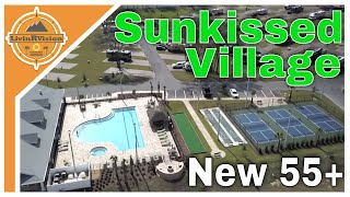 NEW! Sunkissed Village RV Resort 55 Plus by The Villages Florida