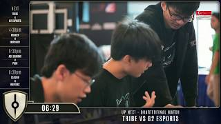 Razer 2017 Vainglory World Championship - Quarterfinals (Day 2)