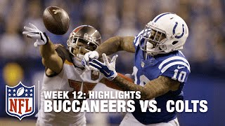 Buccaneers vs. Colts | Week 12 Highlights | NFL
