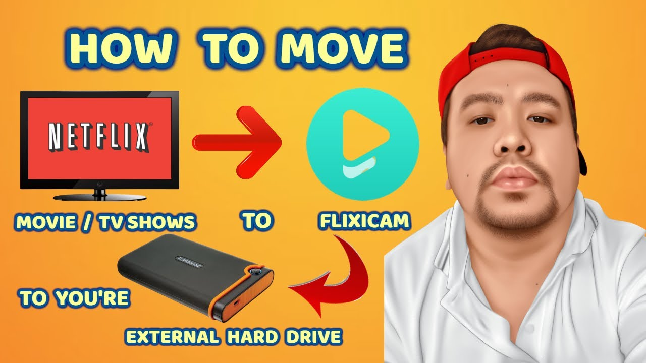 HOW TO MOVE NETFLIX MOVIES / TV SHOWS TO EXTERNAL HARD DRIVE | LAPTOP GIVEAWAY WORD #7 | VLOG 25