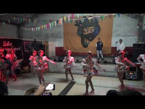 2018-09-02- Ayni Morena -1° Encuentro De Cholitas - Peña El Querendon - Grito Sagrado