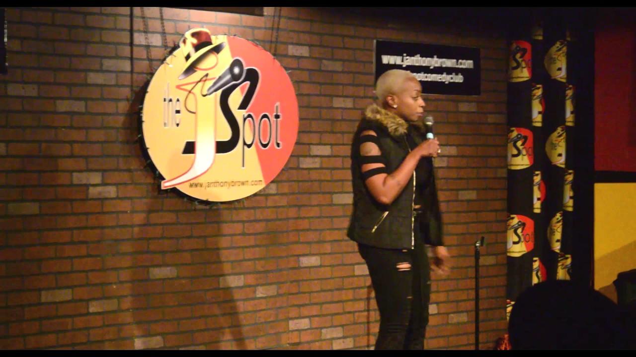 Precious Hall Live @  J Spot Comedy Club