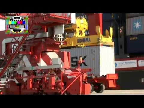 Présentation et inauguration du 3e quai du port autonome de Lomé