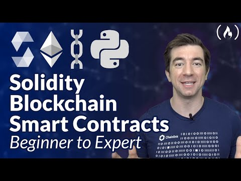 Solidity, Blockchain, and Smart Contract Course – Beginner to Expert Python Tutorial