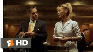 The Game (3/9) Movie CLIP - Bad Waitress (1997) HD