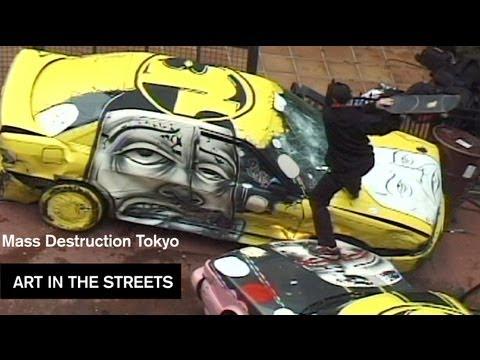 Mass Destruction Tokyo - Art in the Streets - MOCAtv Ep. 5