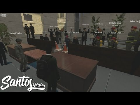 Mayor Debate and Decision! (Santos RP | Garry's Mod)