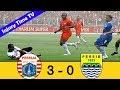 Persija Jakarta 3-0 Persib Bandung | Isl 2010/2011 | All Goals & Highlights