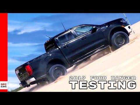 2019 Ford Ranger Truck Durability Tough Testing