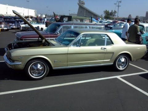 65 Mustang For Sale >> 1965 Mustang 289 C code coupe all original for Sale at Best Offer - YouTube